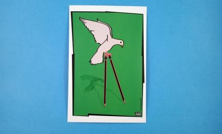 carte postale – charlie