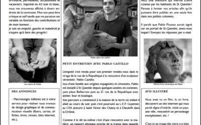 L'empoté 00 – Pablo Castillo