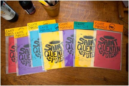 Carte postale SQLP