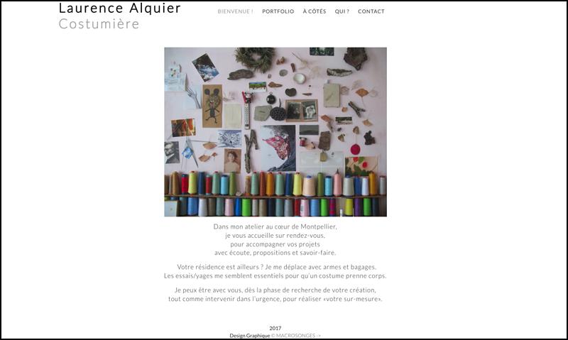 Laurence Alquier - costumière site 02