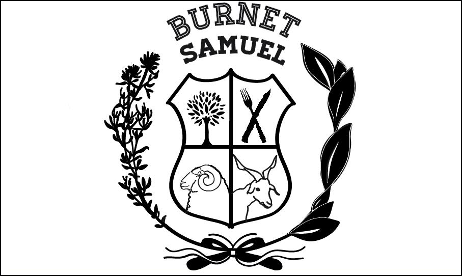 Samuel Burnet berger Blason