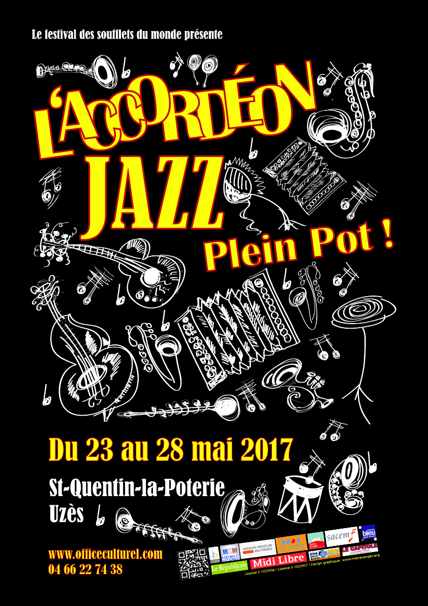 L'accordéon plein pot ! 2017